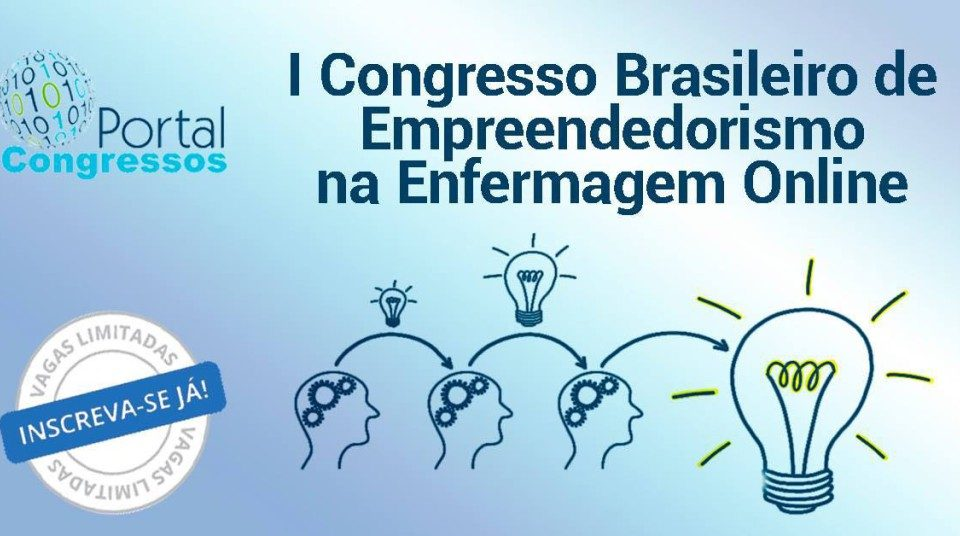 I Congresso Brasileiro de Empreendedorismo na Enfermagem Online