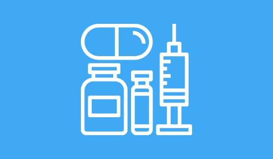 Administração de medicamento em idosos