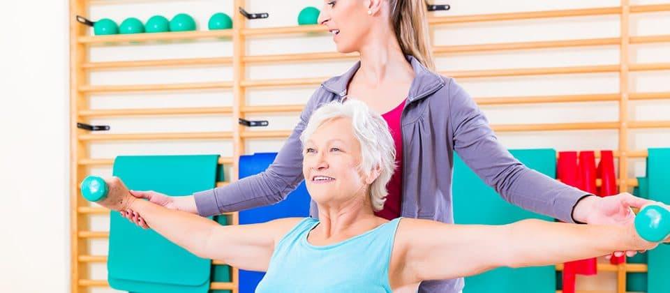 A Importância da atividade física na vida do idoso