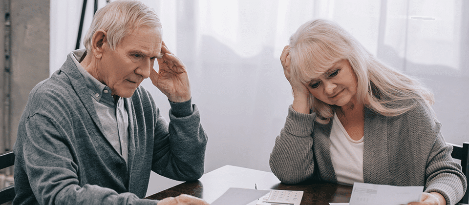 estresse em idosos