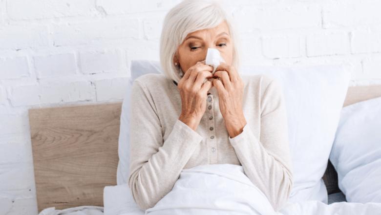 Pneumonia em idosos