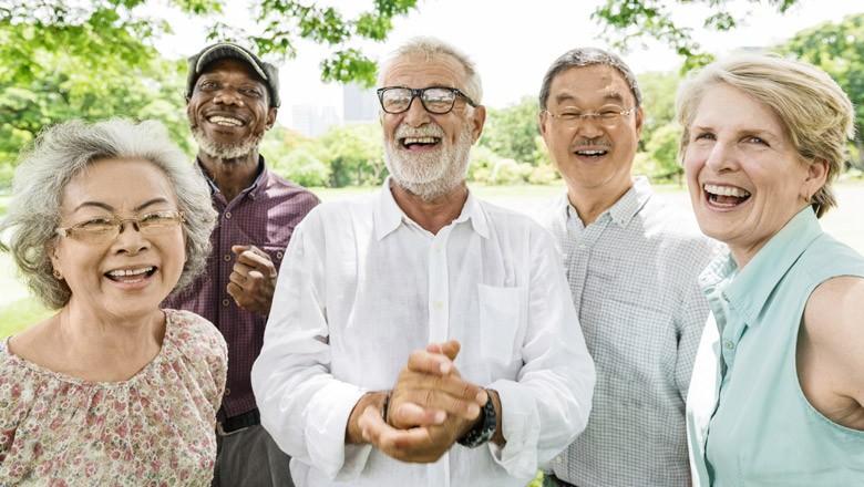 5 hábitos essenciais para manter os idosos saudáveis