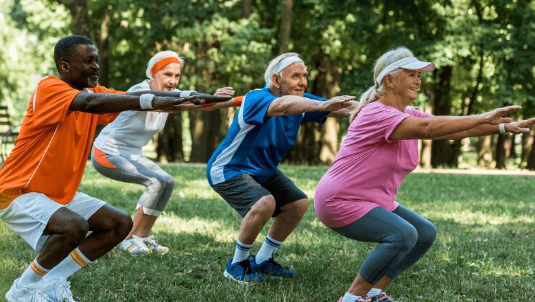 Atividades físicas para o idoso