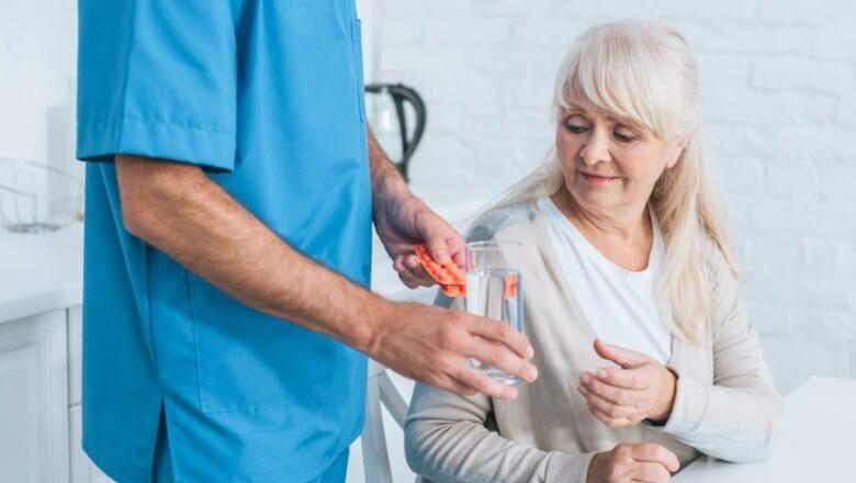 Atividades do cuidador de idosos