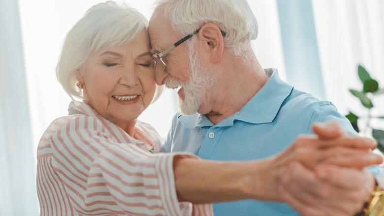Dança para idosos