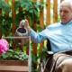 benefícios da jardinagem para idosos