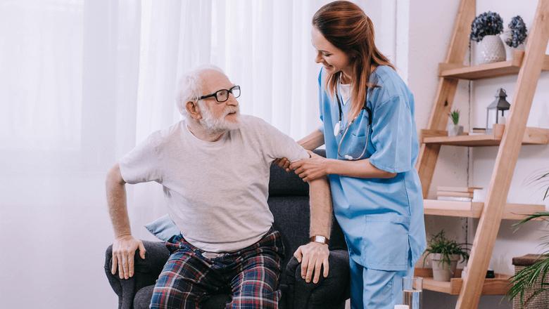 Cuidador de idosos particular